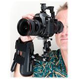 HOODMAN WristShot DSLR Support System [H-WS1] - Camera Handler and Stabilizer